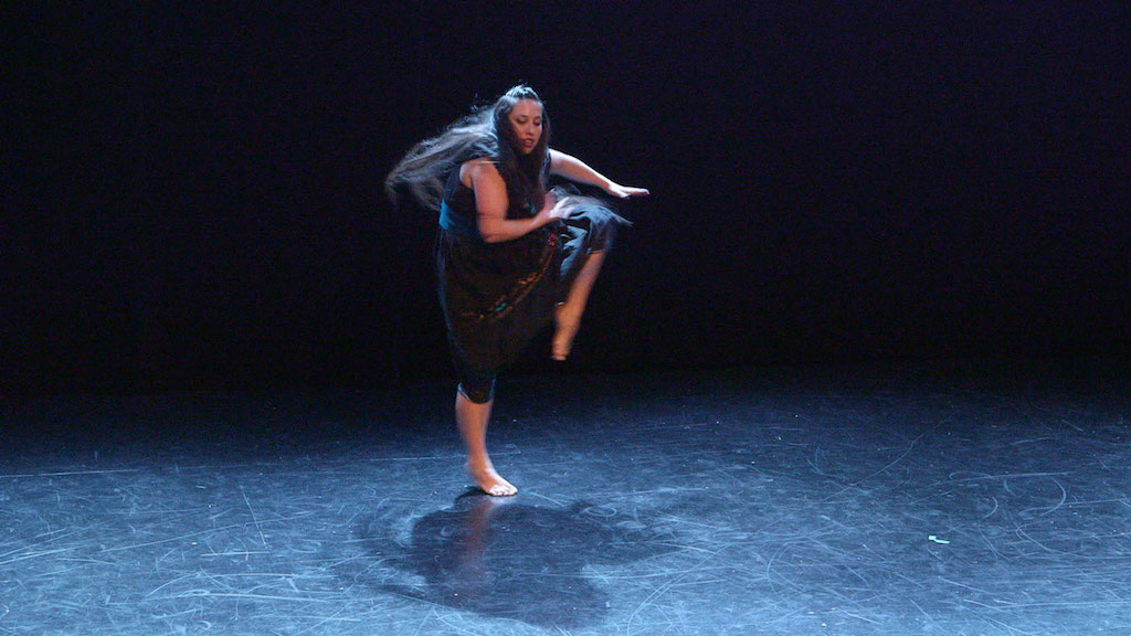 Choreographer and dancer Alicia Mullikin