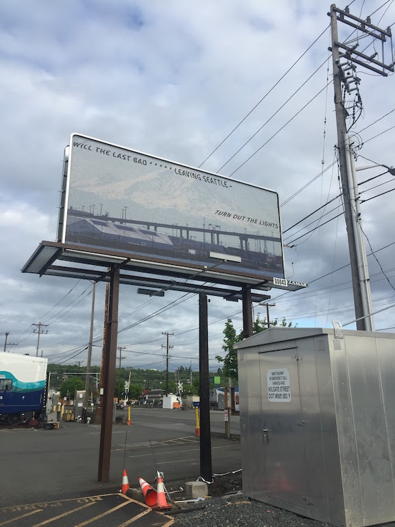 Bad bitch billboard