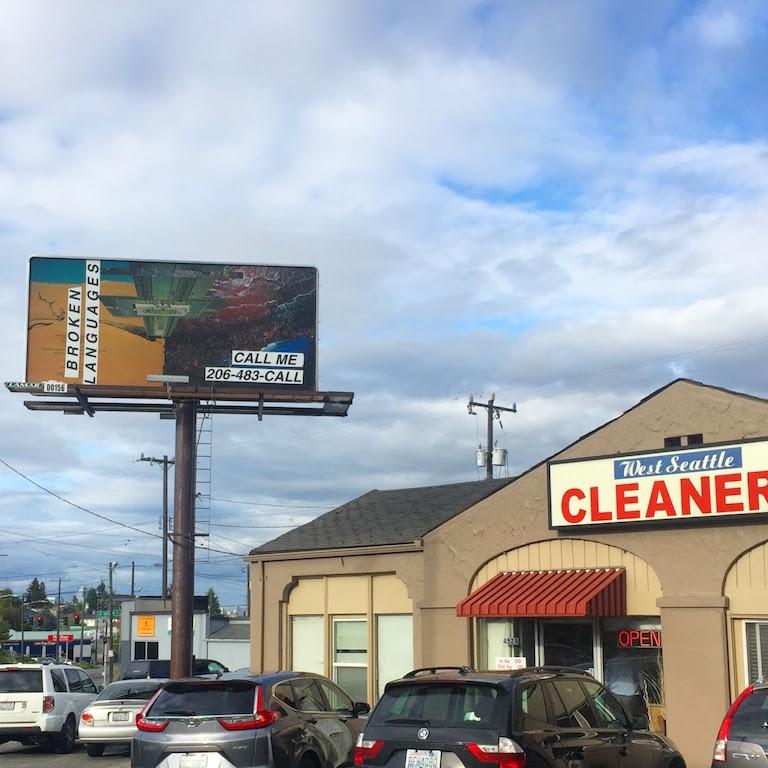 Five billboards in Seattle, Washington | Crosscut