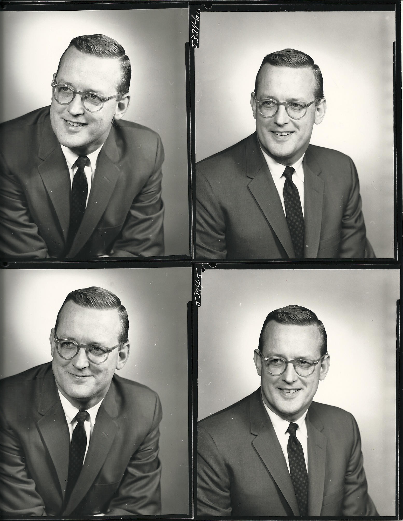 Photos of Jay Rockey (Courtesy of Jay Rockey papers)