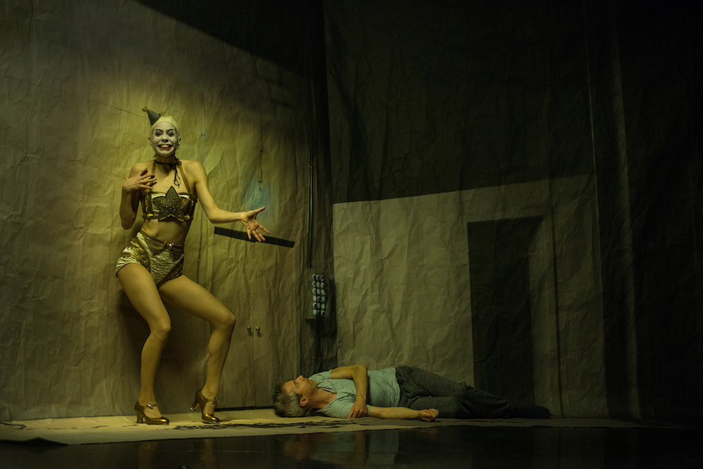 "Kidd Pivot and Electric Company Theatre in Crystal Pite's ""Betroffenheit"""
