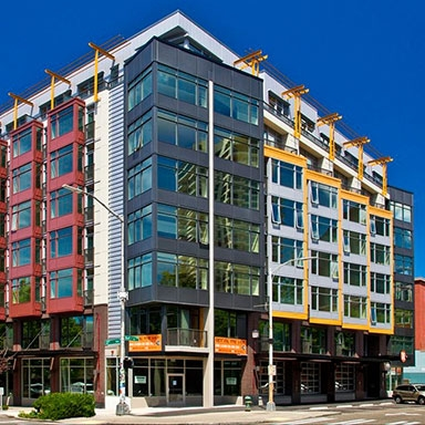 Cool Apartment Buildings. The new Seattle  where everything looks the same Crosscut