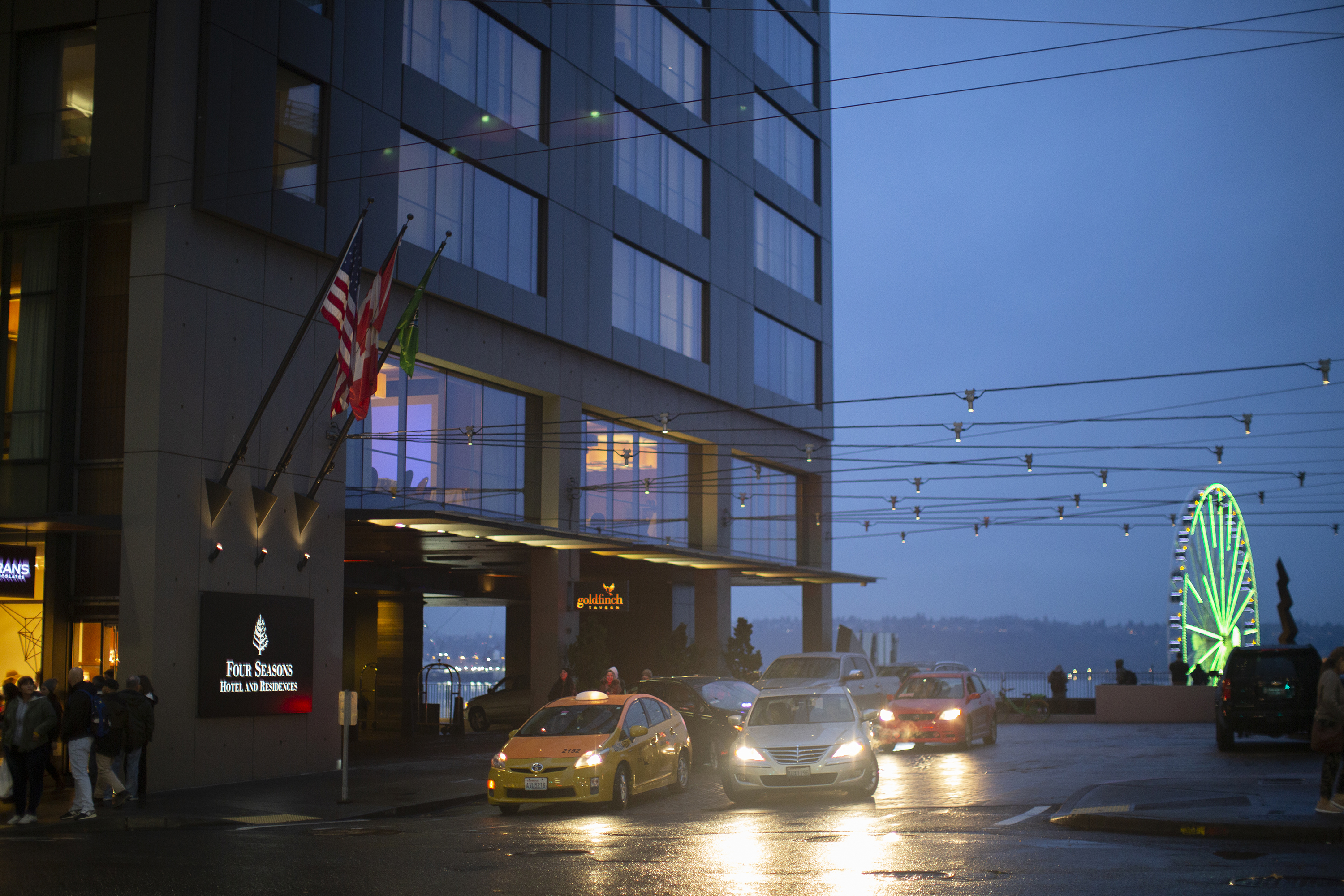 Are the rich secretly hoarding their wealth in Seattle's luxury condos?