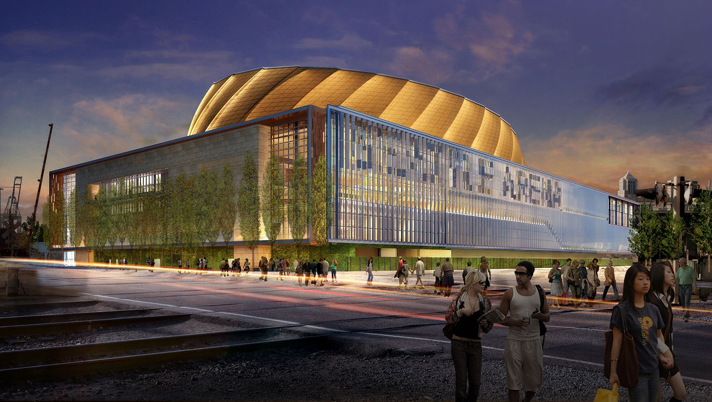 Seattle May Get A New Arena No Taxpayer Money Required