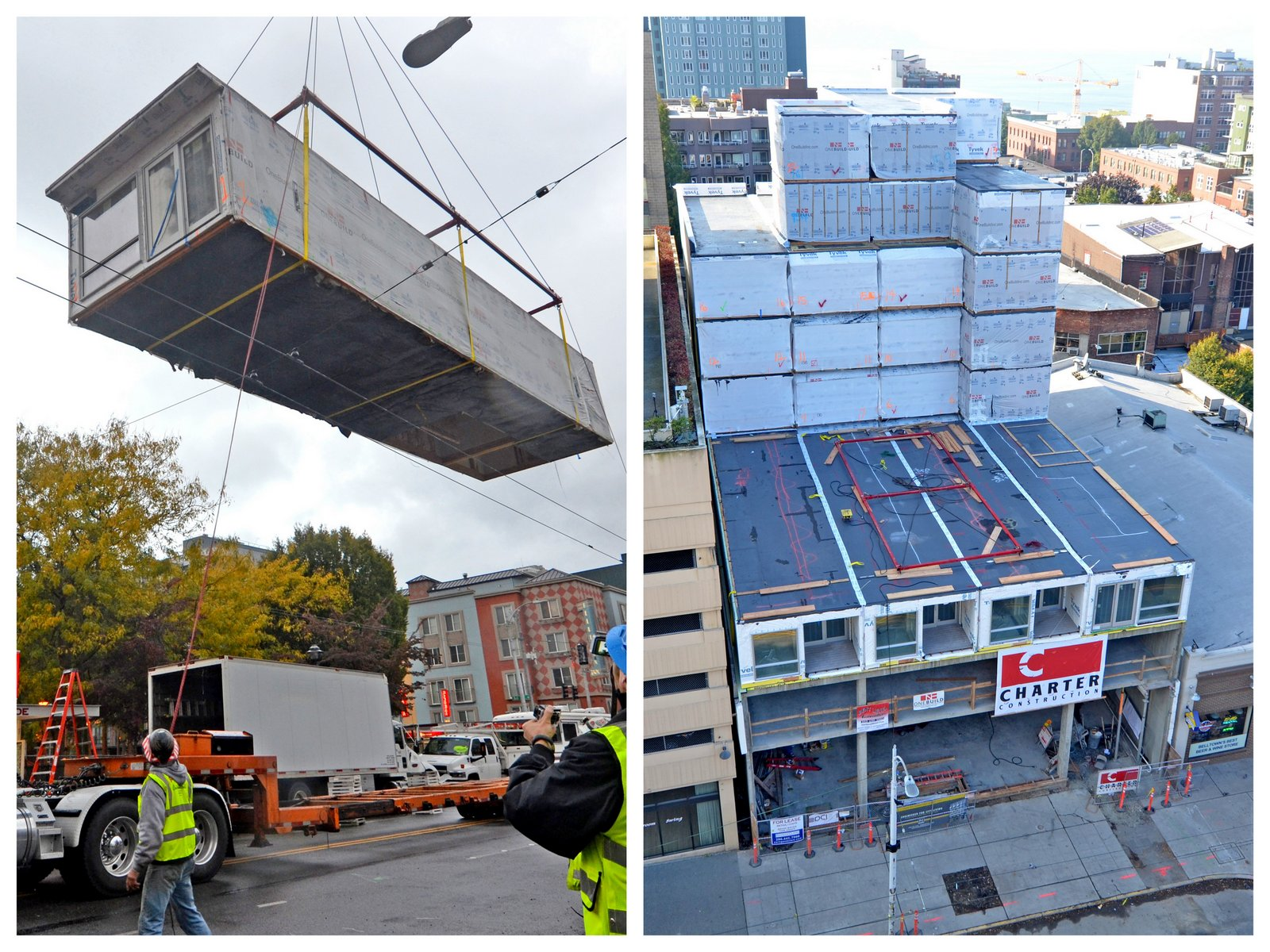 Apartment Airlift In Belltown