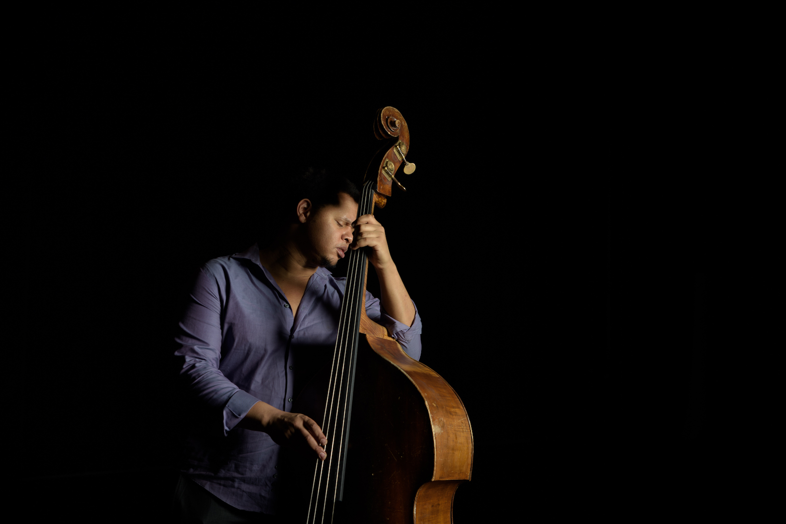 Seattle bassist Evan Flory-Barnes