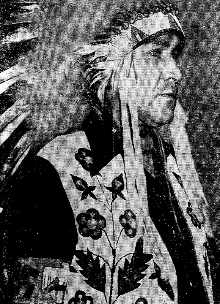 The strange case of the Northwest's Native American Nazi   Crosscut