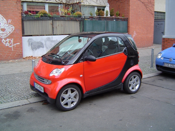 The Dumbest Smart Car