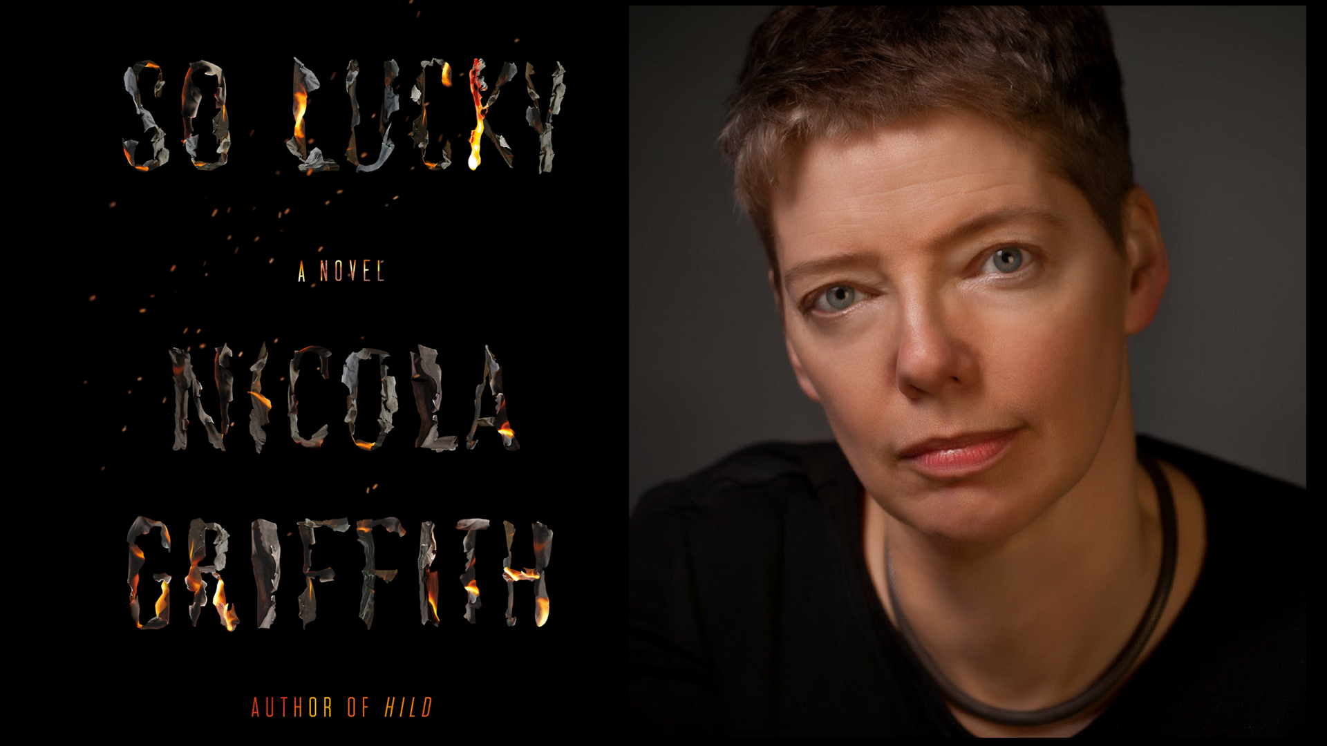 Author Nicola Griffith