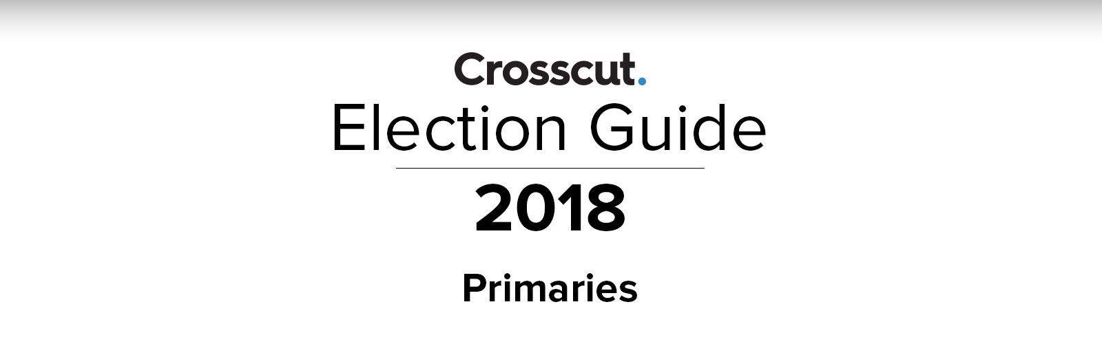 Video voters' guide november 6, 2018 general election.