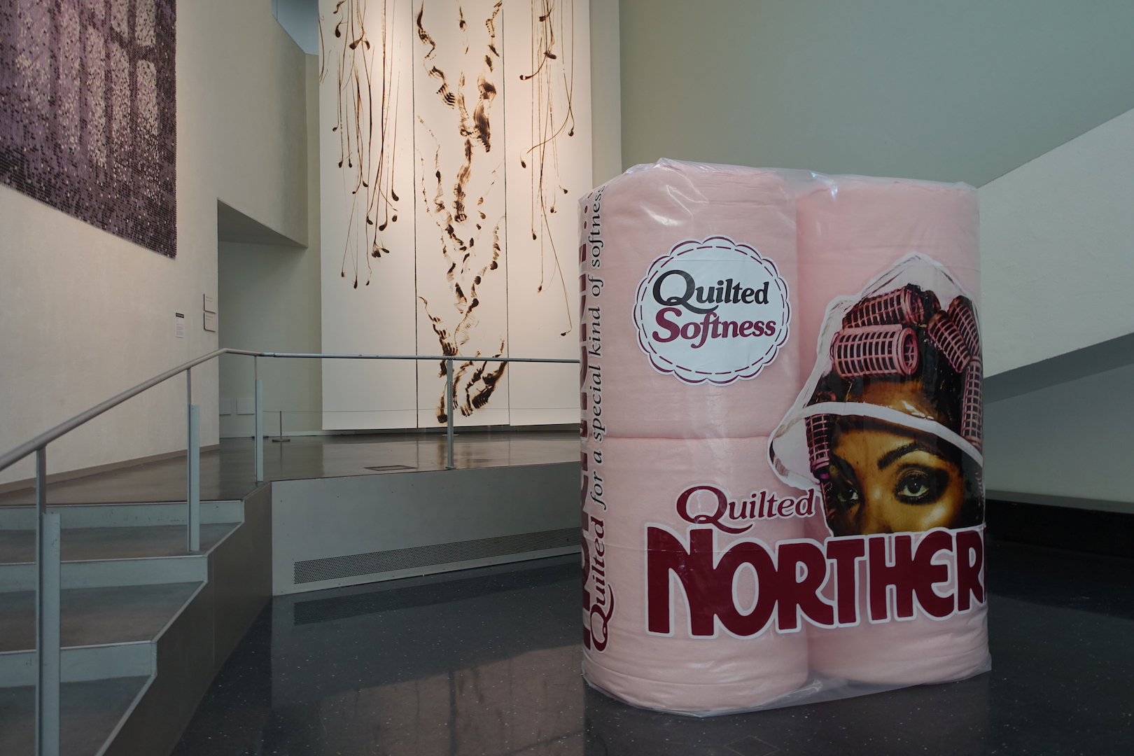 "Tariqa Waters' ""Quilted Northern"" at BAM"