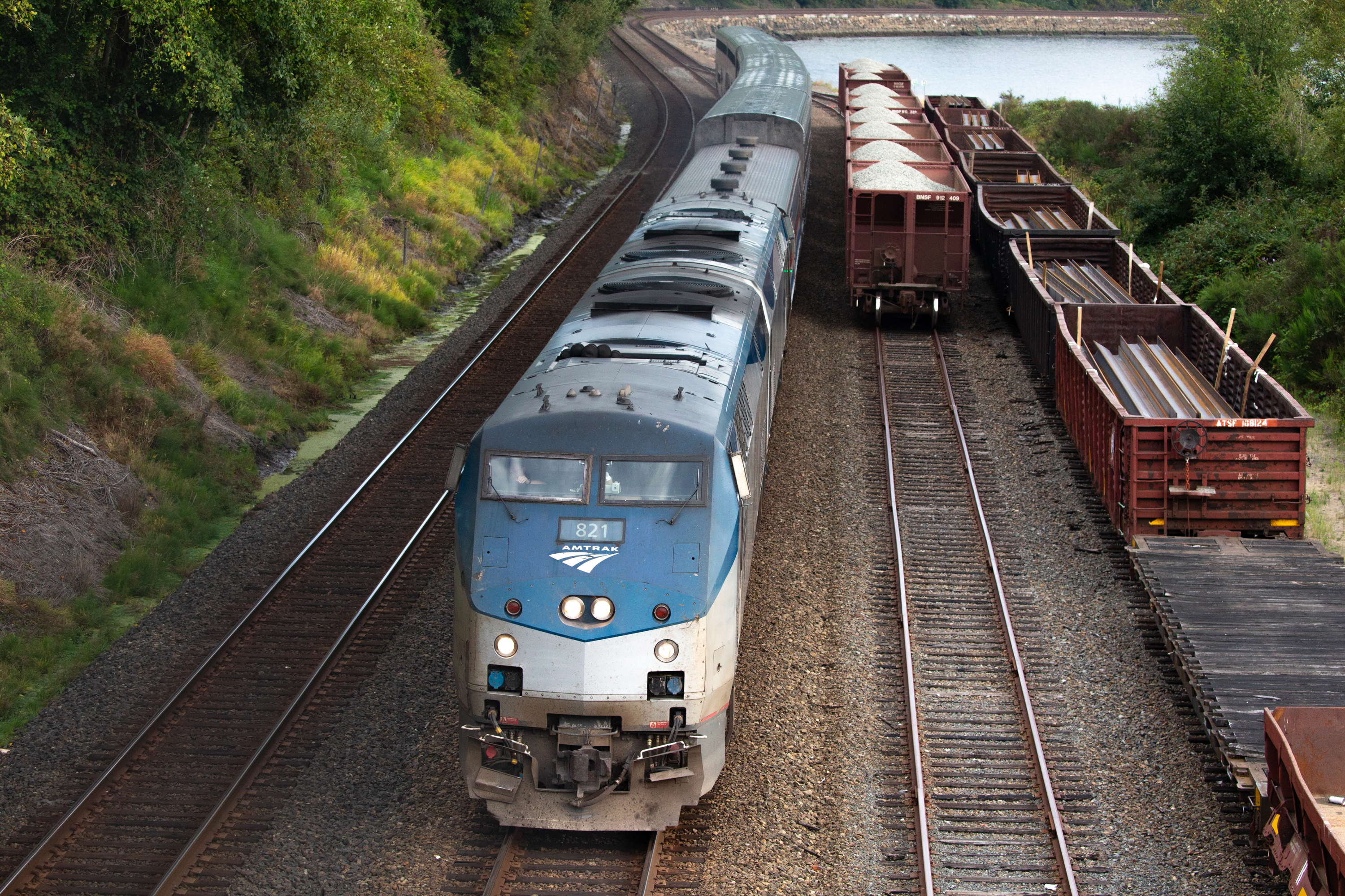 Amtrak state of mind: What if America took its train system seriously?