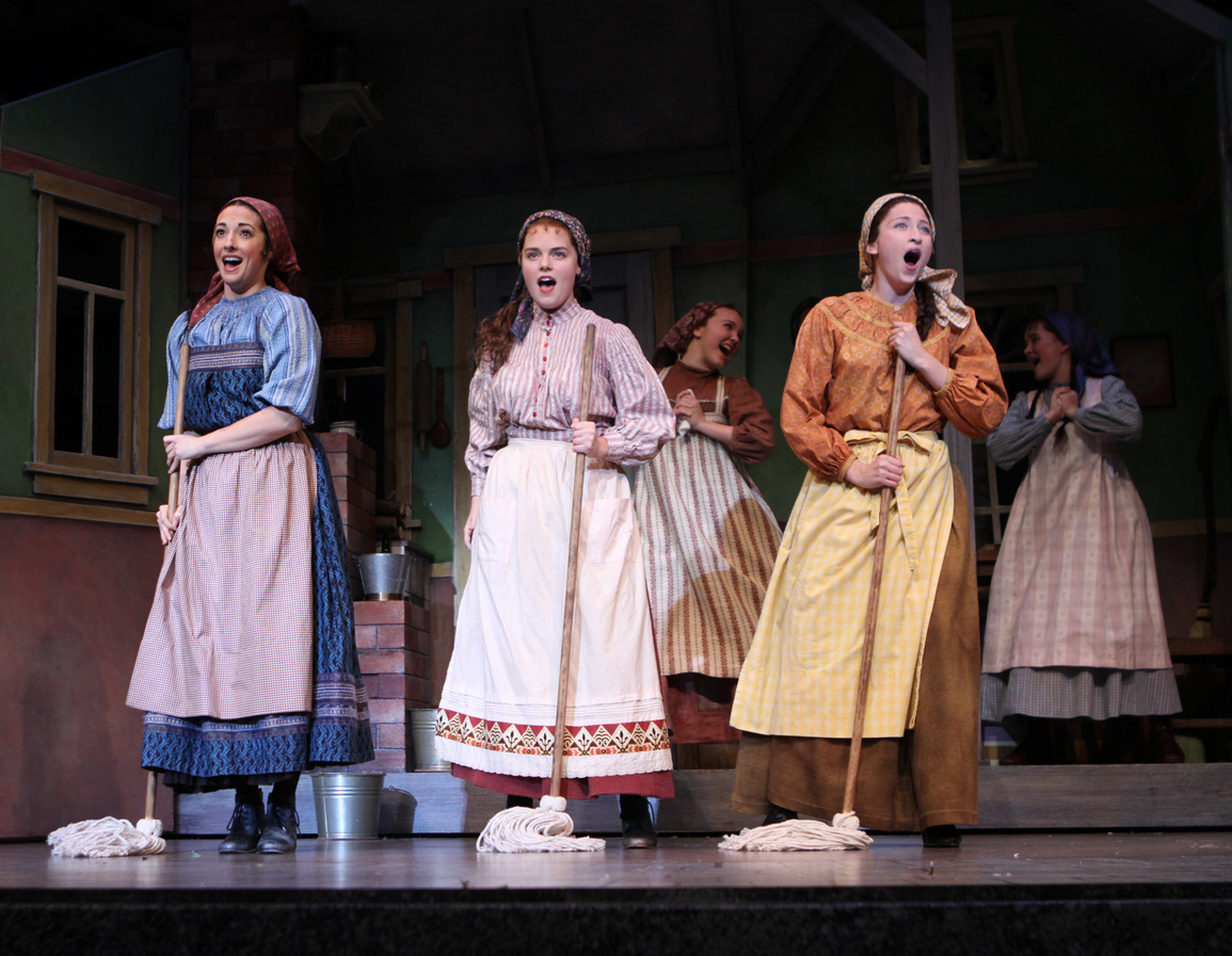 Fiddler On The Roof Can Tradition Balance Turbulence