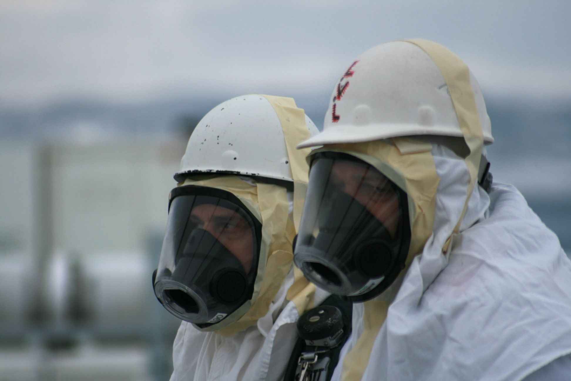 hanford workers