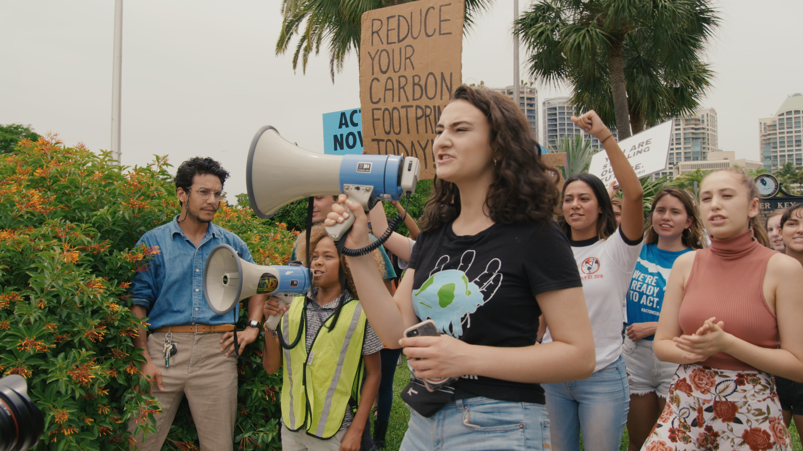 Seattle's 17-year-old climate champion isn't striking for fun: 'I'm striking for my generation's survival'