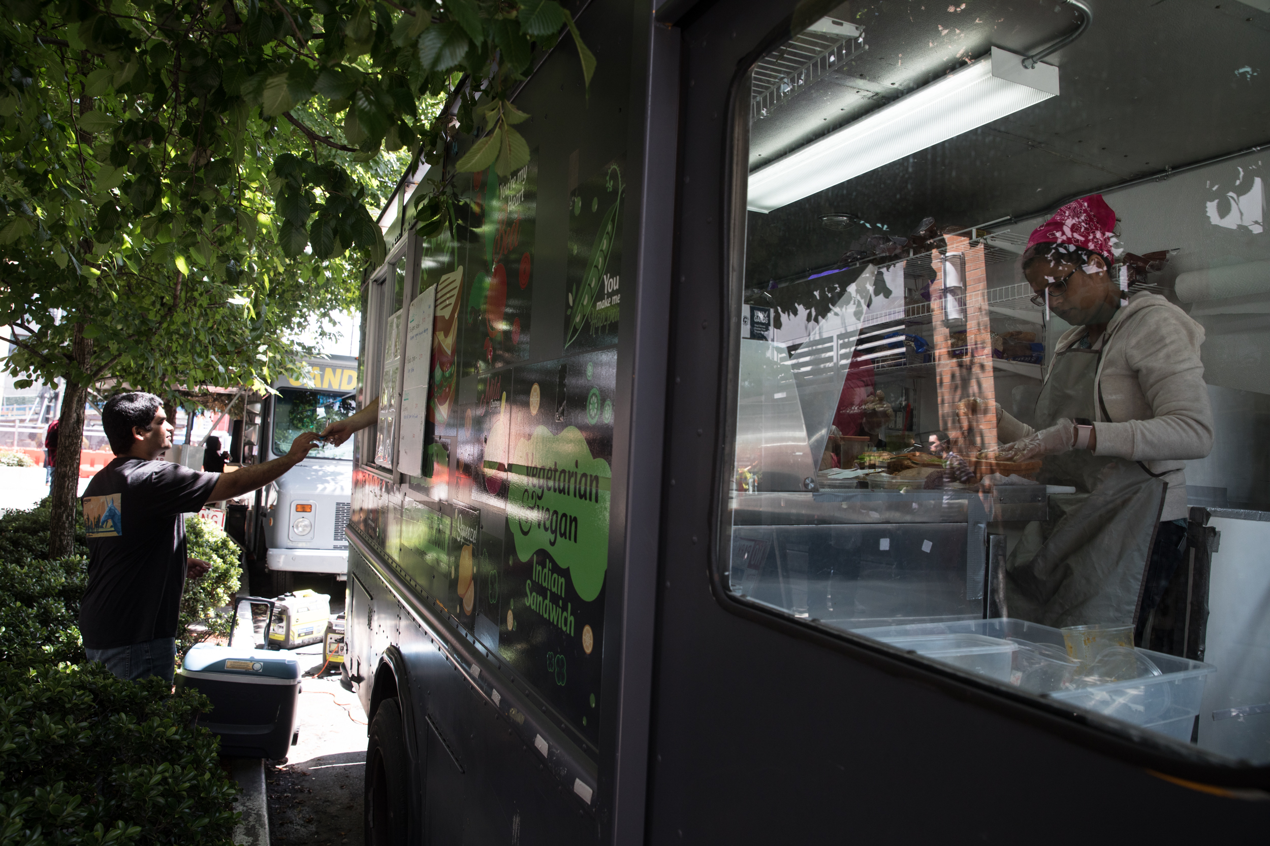 Seattle Indian Food Truck