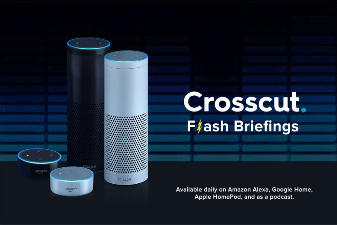 Crosscut Flash Briefing image