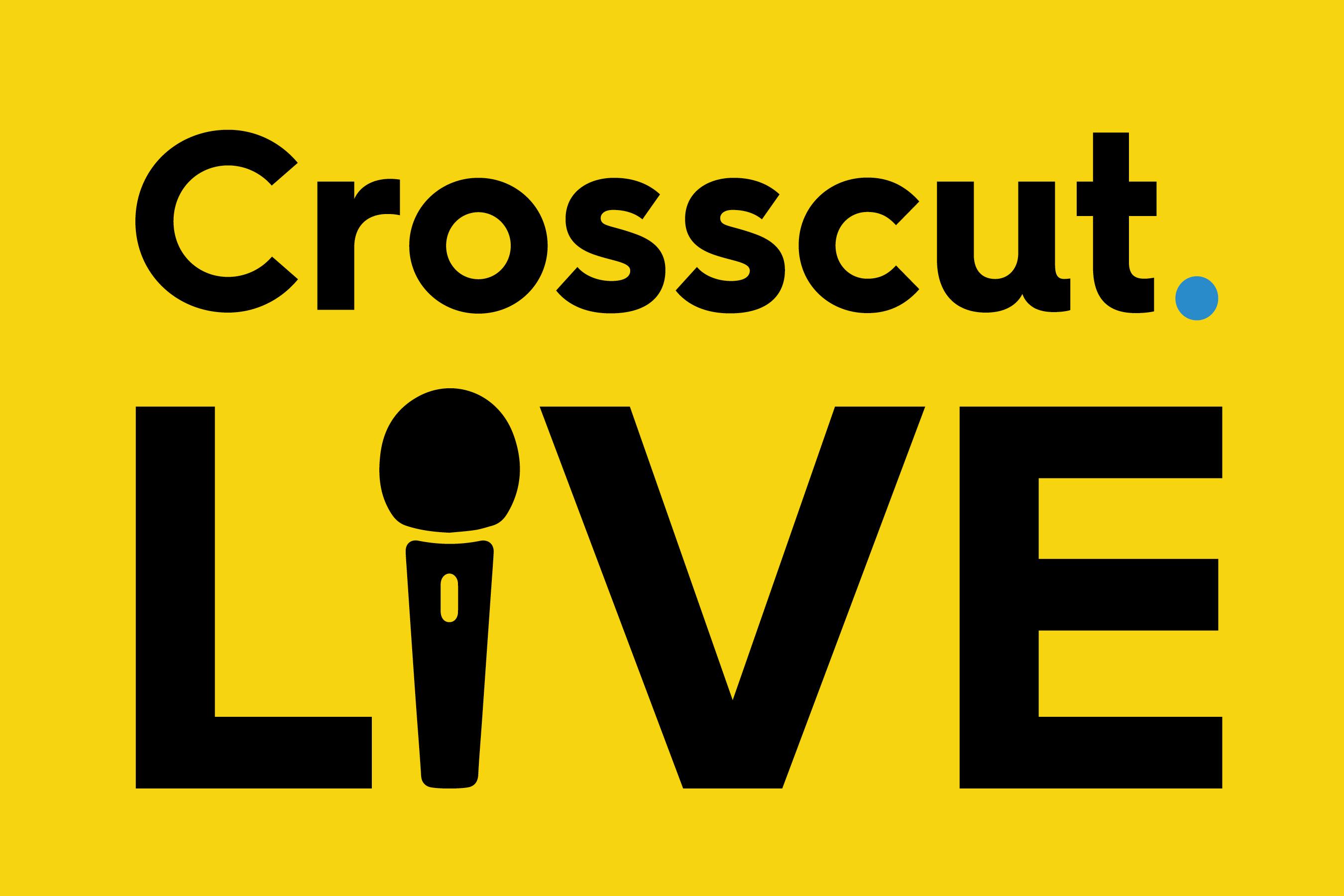 crosscut live logo