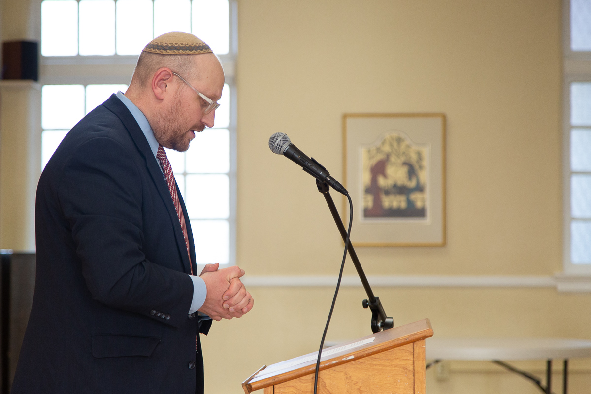 Rabbi Seth Goldstein