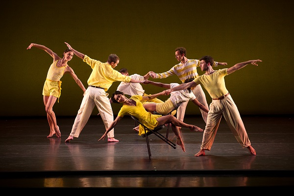 Mark Morris Dance Group performs Dancing Honeymoon