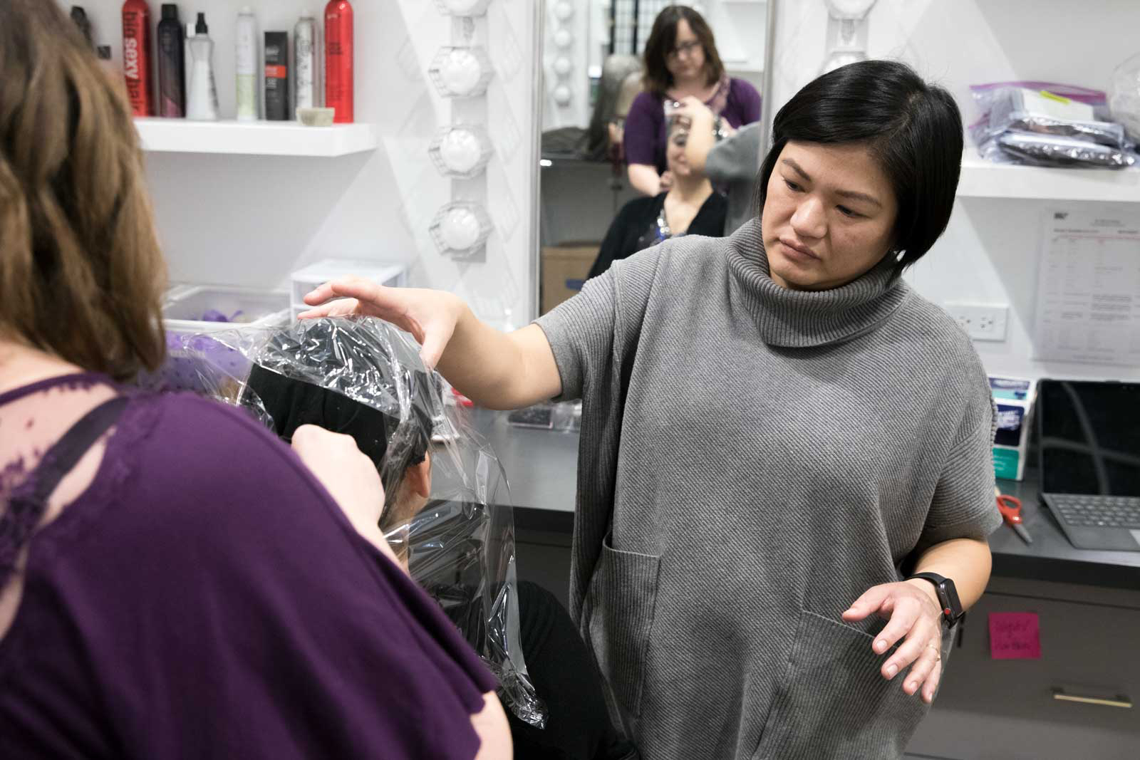 Wigging Out In Seattle Opera S Expansive New Headquarters