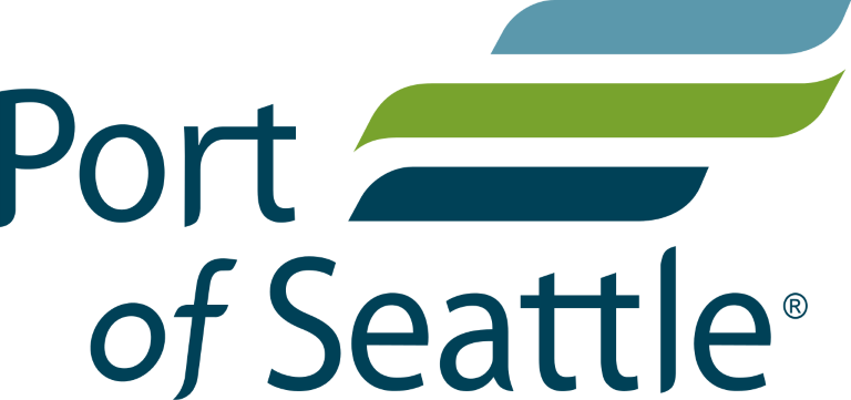 Logo for Port of Seattle
