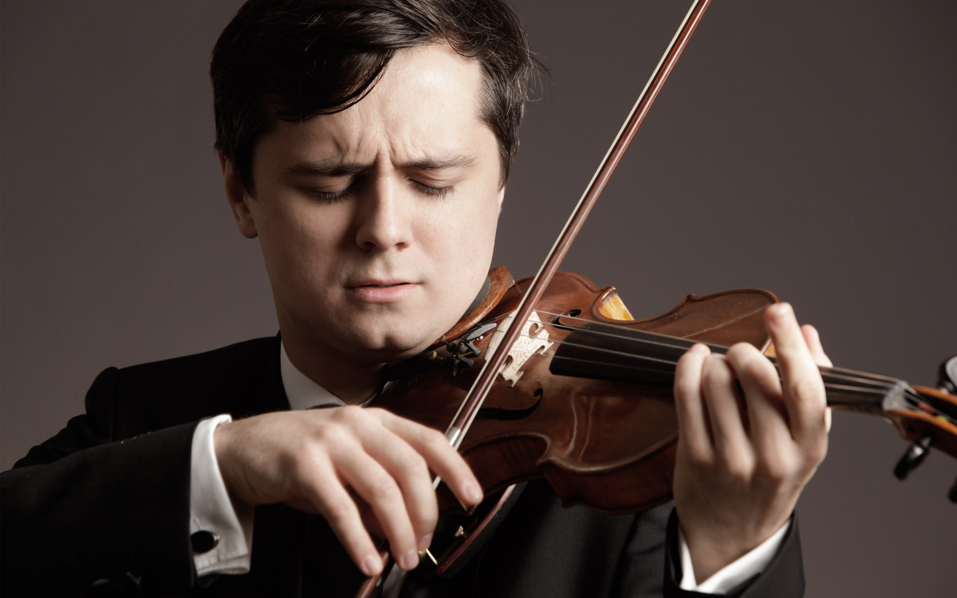 Aleksey Semenenko plays Sibelius' Violin Concerto with Seattle Symphony this weekend (Courtesy of the artist)