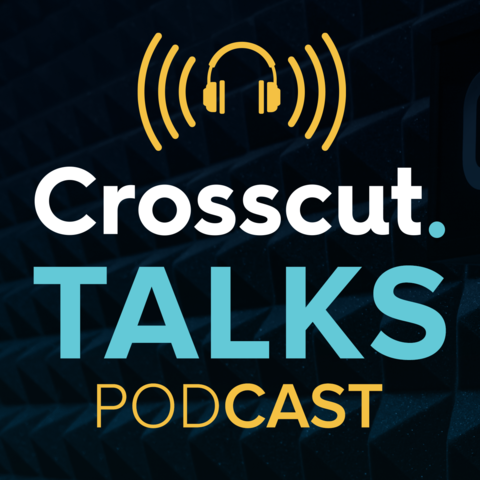 Crosscut Talk Podcast cover
