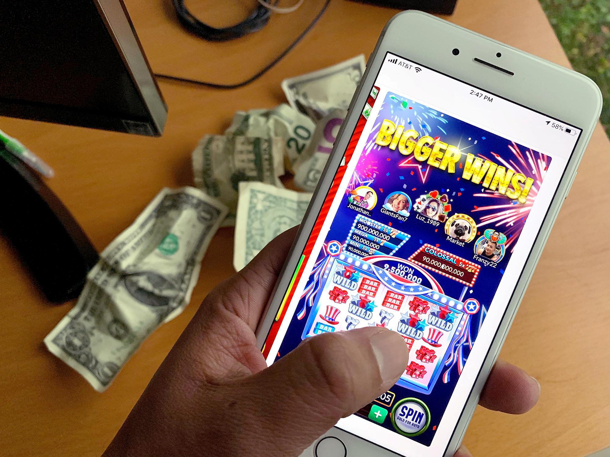 Free Casino Apps Prey On Addiction Users Say And Wa Lawmakers
