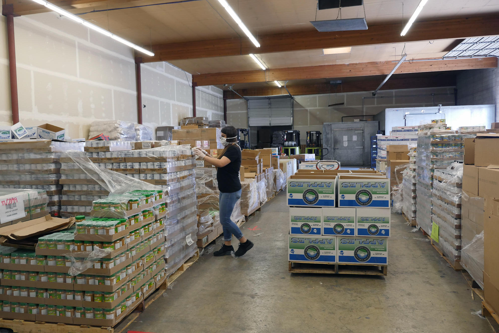 Pandemic Could Empty Washington Food Banks In Two Weeks Crosscut