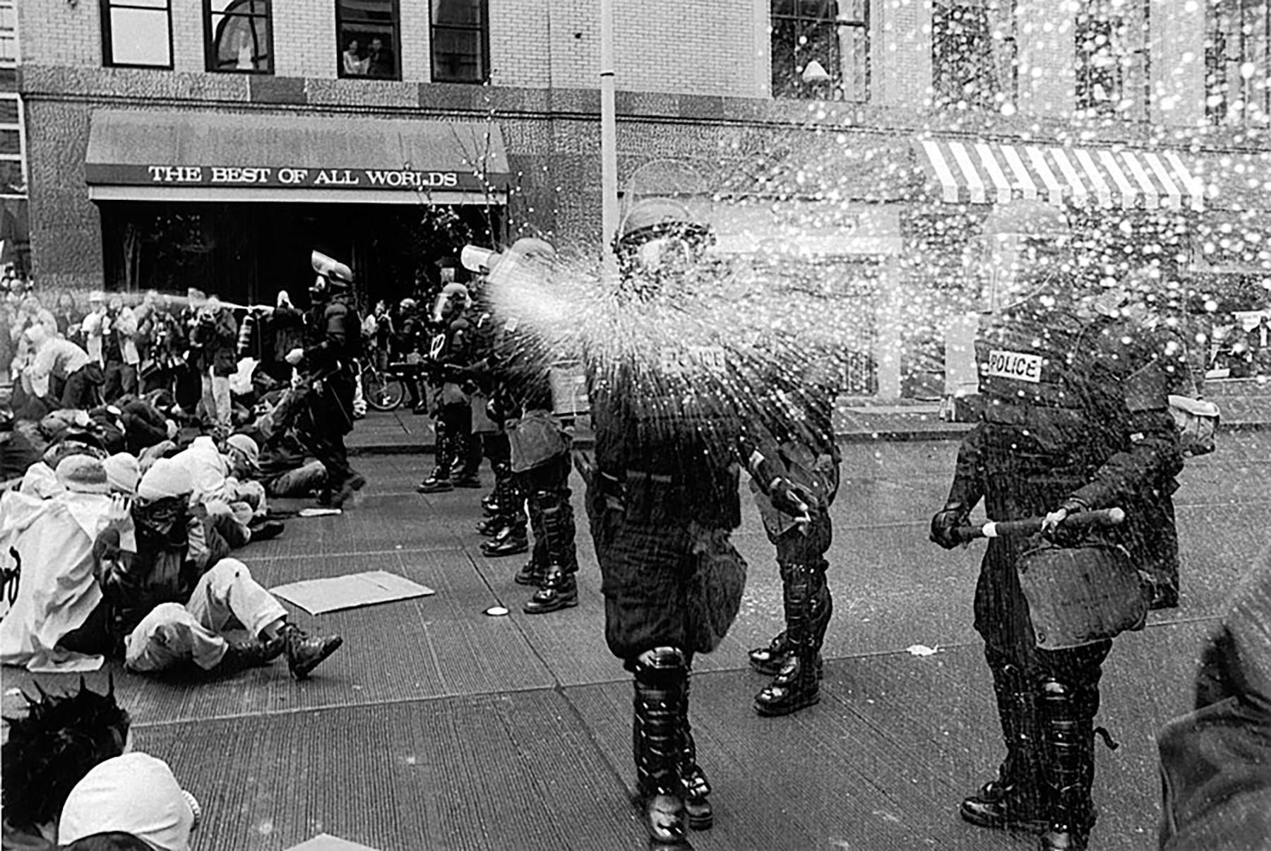 A Short Violent History Of Puget Sound Uprisings Protests And Riots Crosscut