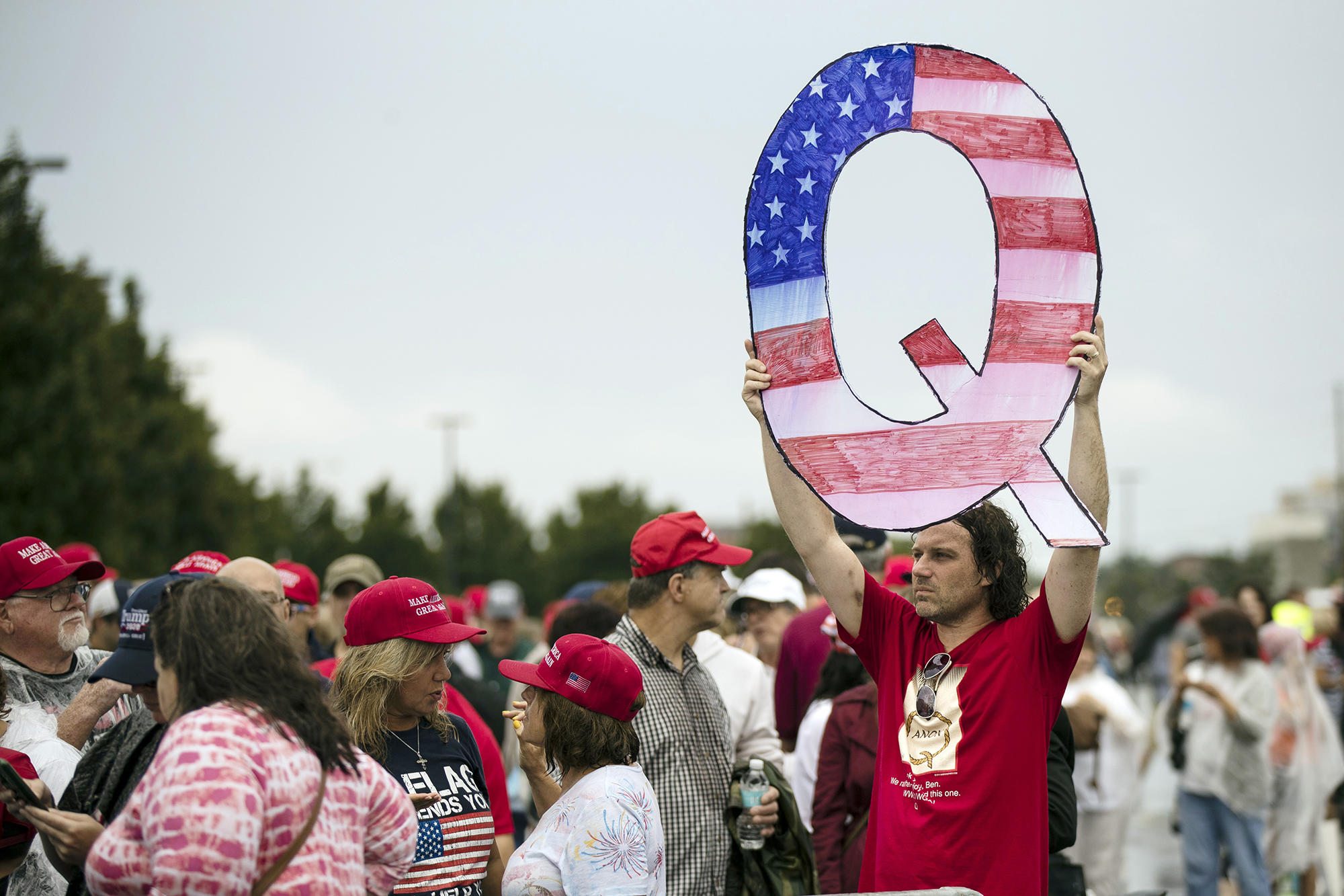 Qanon Conspiracy Theories Have Seeped Into Northwest Politics Crosscut