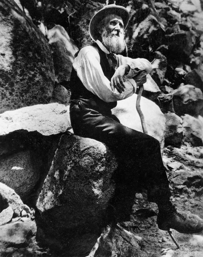 John Muir: The godfather of Seattle's spiritual life — and a racist