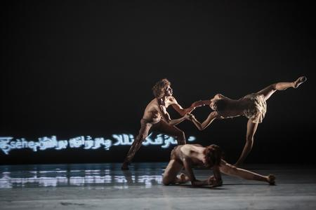 Alonzo King LINES' Figures of Speech