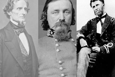 Jefferson Ddavis; George Edward Pickett; WiLLIAM lEWIS mAURY
