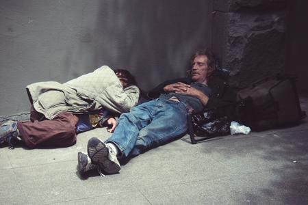 homeless in Seattle