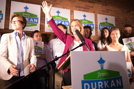 Jenny Durkan Mayoral Candidate