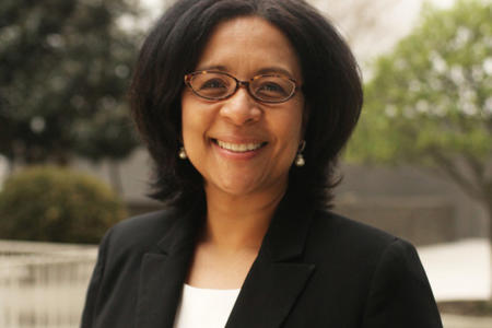 President and CEO of Seattle Metropolitan Chamber of Commerce Marilyn Strickland. Credit: Courtesy of Seattle Metro Chamber
