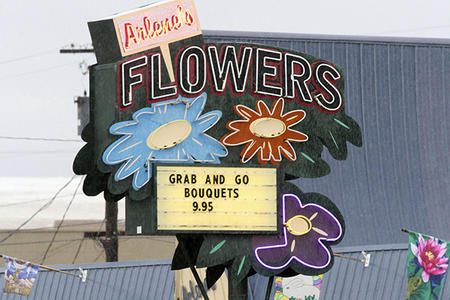 Arlene's Flowers is shown in Richland in 2013.