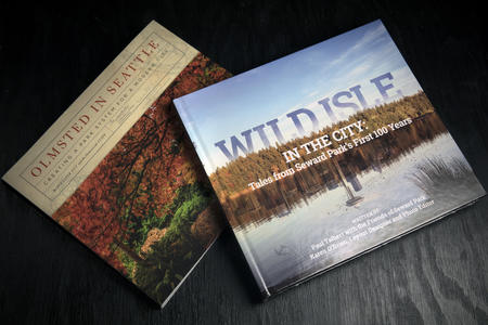 two books about seattle parks