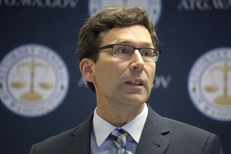 Washington State Attorney General Bob Ferguson