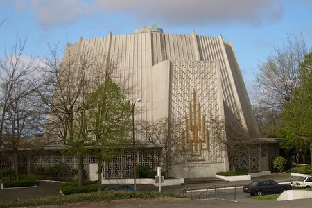 Temple De Sinai Hirsch in Seattle. (Photo by Vmenkov/Wikimedia)