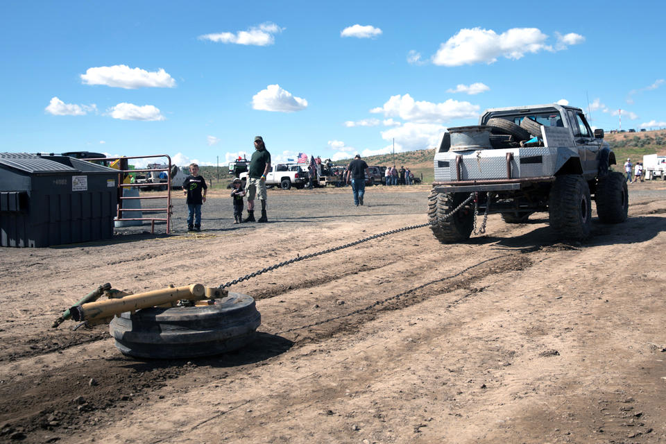 In tiny Lind, a demolition derby is an 'existential