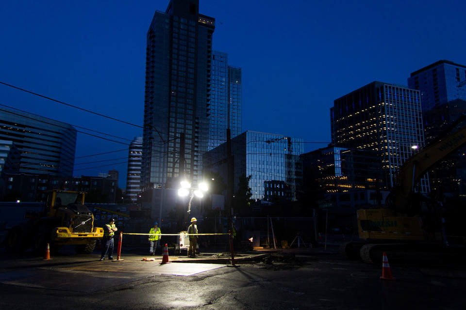 Seattle's booming, but construction workers fear a bust | Crosscut