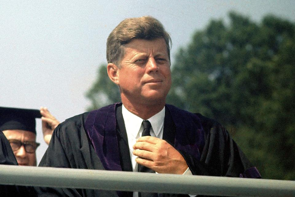 President Trump to Release Kennedy Files