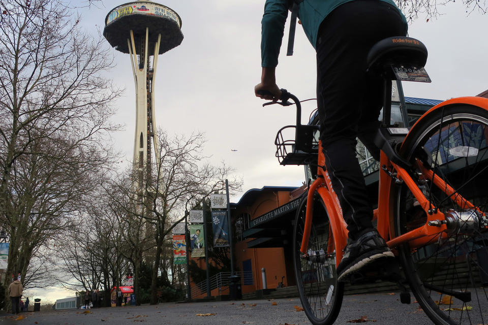 Will There Someday Be Bike In >> Test Riding Seattle S Bike Shares A Guide Crosscut