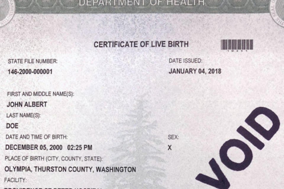 birth norms certificates gender state washington roles social changed option society traditional think way crosscut example department why health three
