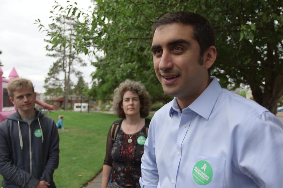 How Brady Walkinshaw could pull a surprise win for Congress   Crosscut