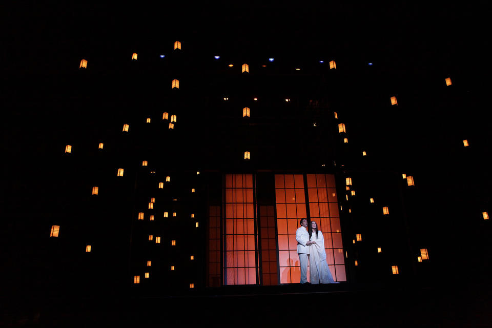 NZ Opera Madame Butterfly 2013