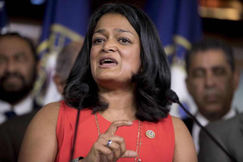 Jayapal to pay interns following demand for compensation